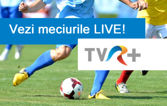 CS Universitatea Craiova Live on TVR+